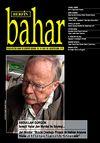 Berfin Bahar Aylık Kültür Sanat ve Edebiyat Dergisi Ağustos 2008 / 126 Sayı