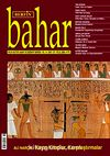 Berfin Bahar Aylık Kültür Sanat ve Edebiyat Dergisi Eylül 2008 / 127 Sayı