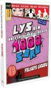 LYS'den Önce Çözülmesi Gereken 1000 Soru Felsefe