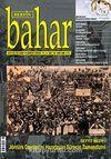 Berfin Bahar Aylık Kültür Sanat ve Edebiyat Dergisi Ekim 2008 / 128 Sayı