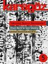 Karagöz Şiir ve Temaşa Dergisi Kasım-Aralık Sayı:5