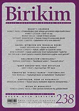 Birikim / Sayı:238  Yıl: 2009 / Aylık Sosyalist Kültür Dergisi