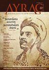 Ayraç Aylık Kitap Tahlili ve Eleştiri Dergisi Sayı:2 Yıl: Eylül-Ekim 2009