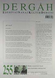 Dergah Edebiyat Sanat Kültür Dergisi Sayı:255 Mayıs 2011