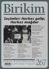 Birikim / Sayı:267  Yıl: 2011 / Aylık Sosyalist Kültür Dergisi