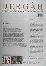 Dergah Edebiyat Sanat Kültür Dergisi Sayı:263 Ocak 2012