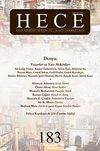 Sayı:183 Mart 2012 Hece Aylık Edebiyat Dergisi