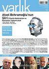 Varlık Aylık Edebiyat ve Kültür Dergisi Haziran 2012