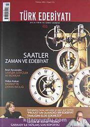 Türk Edebiyatı / Aylık Fikir ve Sanat Dergisi Sayı:465 Temmuz 2012