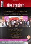 Türk Edebiyatı / Aylık Fikir ve Sanat Dergisi Sayı:467 Eylül 2012