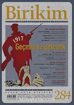 Birikim / Sayı:284 Yıl: 2012 / Aylık Sosyalist Kültür Dergisi