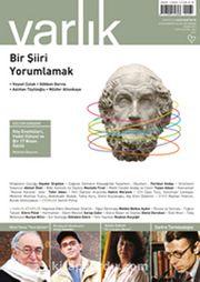 Varlık Aylık Edebiyat ve Kültür Dergisi Nisan 2013