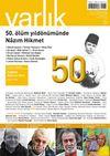 Varlık Aylık Edebiyat ve Kültür Dergisi Haziran 2013