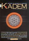Kadem Üç Aylık Musiki ve Edebiyat Dergisi Sayı:11 Bahar 2013