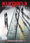 Kurgan Edebiyat İki Aylık Edebiyat ve Kültür Dergisi Yıl:3 Sayı:16 Kasım - Aralık 2013