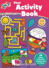 First Activity Book / İlk Aktivite Kitabı 5 Yaş+