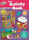 First Activity Book / İlk Aktivite Kitabı 5 Yaş+