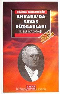 Ankara'da Savaş Rüzgarları - Kazım Karabekir pdf epub