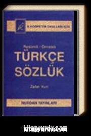 Resimli Örnekli Türkçe Sözlük