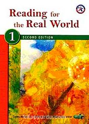 Reading for the Real World 1 + MP3 CD (2nd Edition)