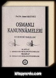 1/Osmanlı Kanunnameleri  ve Hukuki Tahlilleri/Osmanlı Hukukuna Giriş ve Fatih Devri