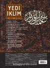 7edi İklim Sayı:320 Kasım 2016 Kültür Sanat Medeniyet Edebiyat Dergisi