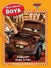 Arabalar - Noktalarla Boya / Faaliyetli Öykü Kitabı