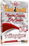 2017 KPSS İmtihan Türkçe Tamamı Çözümlü Soru Bankası