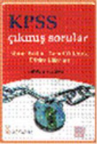 KPSS Çıkmış Sorular (Genel Kültür-Genel Yetenek) -  pdf epub