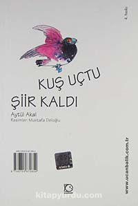 Kuş Uçtu Şiir Kaldı - Aytül Akal pdf epub
