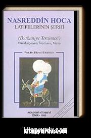 Nasreddin Hoca Latifelerinin Şerhi