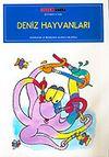 Deniz Hayvanları 16 Syf. Renkli Boyama Kitabı