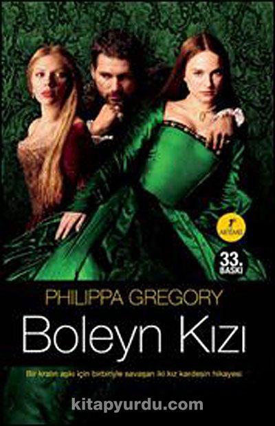 Boleyn Kızı 1. Kitap