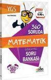 YGS 360 Soruda Matematik Çözümlü Soru Bankası