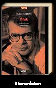 Firak - Toplu Şiirler 1989-1999