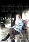 2017 Takvimli Poster - Yazarlar - Tolstoy