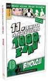 11. Sınıfta Çözülmesi Gereken Biyoloji 1000 Soru