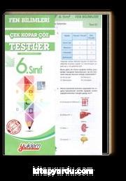 6. Sınıf Fen Bilimleri Test Çek-Kopar-Çöz