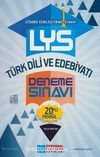 LYS Türk Dili ve Edebiyatı Deneme Sınavı 20'li Fasikül