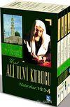Üstad Ali Ulvi Kurucu Hatıralar:1-2-3-4 (4 Kitap Takım)