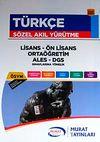 2014 Türkçe Sözel Akıl Yürütme Lisans-Ön Lisans Ortaöğretim ALES-DGS Sınavlarına Yönelik (2541)