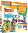 Neşeli İngilizce - İngilizce Eğitim Seti & Neşeli Kalem İngilizce Konuşuyor