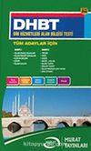 2014 DHBT Din Hizmetleri Alan Bilgisi Testi Tüm Adaylar İçin (Kod:2544)