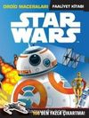 Disney Starwars Droid Maceraları Faaliyet Kitabı