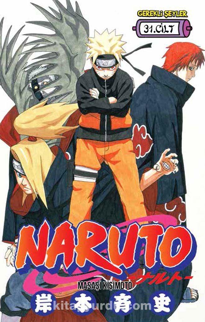 Naruto 31. Cilt - Masaşi Kişimoto pdf epub