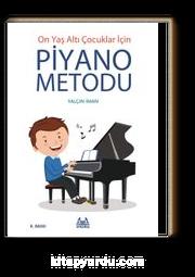 Piyano Metodu/On Yaş Altı Çocuklar İçin