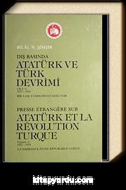 Dışbasında Atatürk ve Türk Devrimi Cilt 1