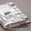 Kitap Kılıfı - Gazete (M - 31x21cm)