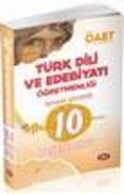 2017 ÖABT Türk Dili ve Edebiyatı Öğretmenliği Çözümlü 10 Deneme Sınavı