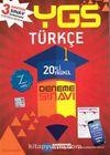 YGS Türkçe Deneme Sınavı 20'li Fasikül